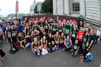 Cardiff Half Marathon 4th October 2015